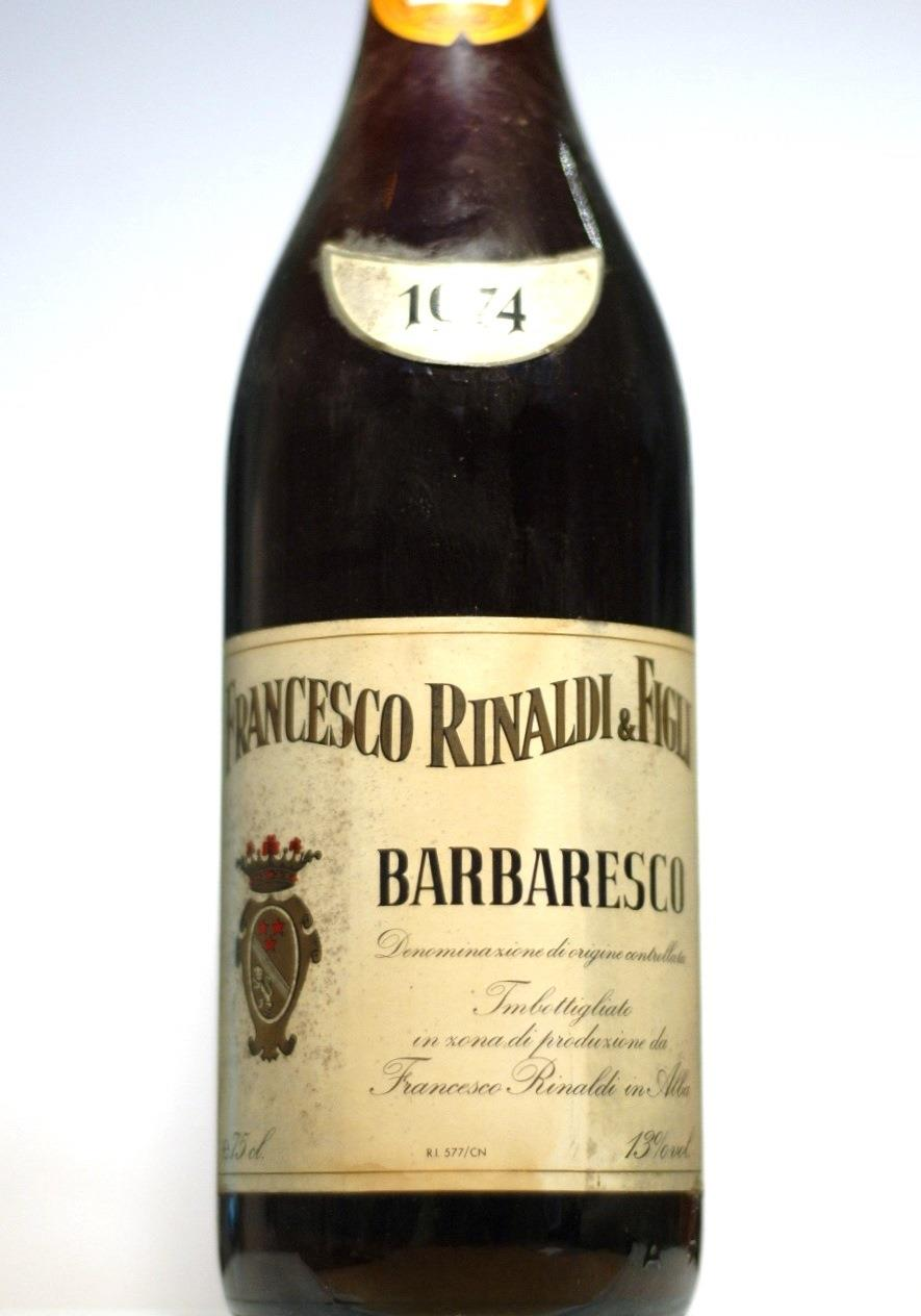 Rinaldi, Francesco 1974 Barbaresco
