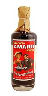 High Wire Distilling  Southern Amaro Liqueur 750