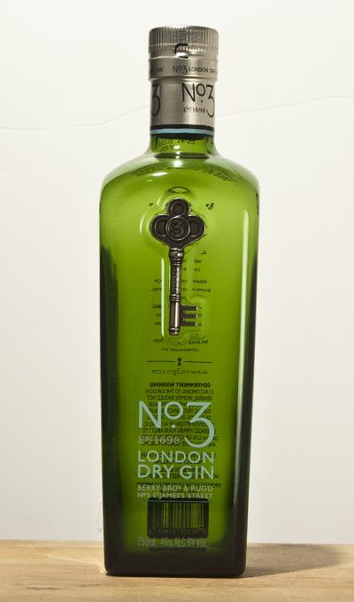 Berry Bros & Rudd  No. 3 London Dry Gin