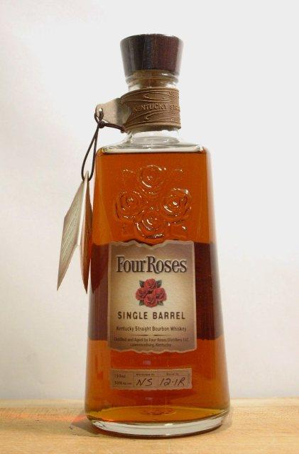 Four Roses  Single Barrel Bourbon 100 Proof