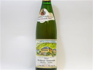 Prüm, S.A. 1983 Mosel Wehlener Sonnenuhr Riesling Auslese