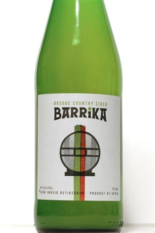 Barrika NV Basque Country Cider