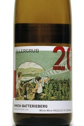 Immich-Batterieberg 2016 Mosel Ellergrub Riesling