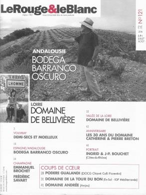 LeRouge&leBlanc # 121 Quarterly Magazine Barranco Oscuro; Belliviere; B
