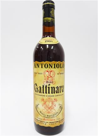 Antoniolo 1968 Gattinara