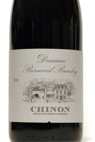 Baudry 2018 Chinon Cuvée Domaine