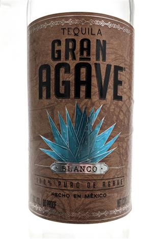 Gran Agave  Tequila Blanco 40% (80 Proof)