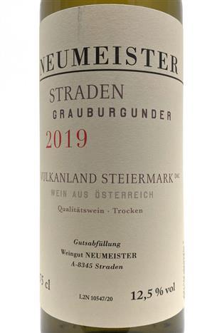 Neumeister 2017 Morillon Steirische