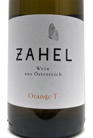 Zahel Orangetraube 2020 Vienna Orangetraube